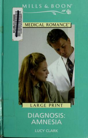Cover of: Diagnosis | Lucy Clark